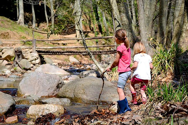 Excursiones con niños cerca de Barcelona -gualba