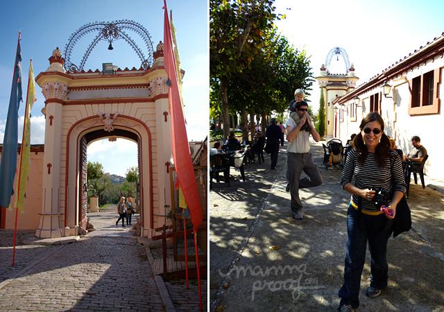 Excursiones con niños cerca de Barcelona - monasterio