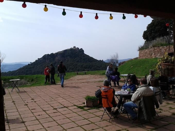 Excursiones con niños cerca de Barcelona - pla de la calma