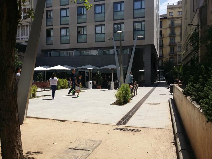 Joan Brossa colegio
