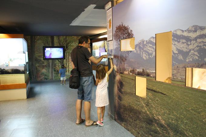 Berga museu Mammaproof