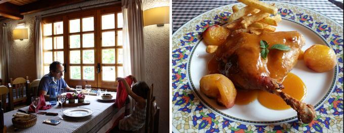 berga restaurante roures santuari queralt