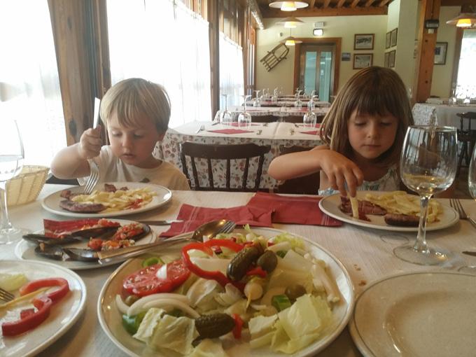 la molina restaurant el bosc mammaproof