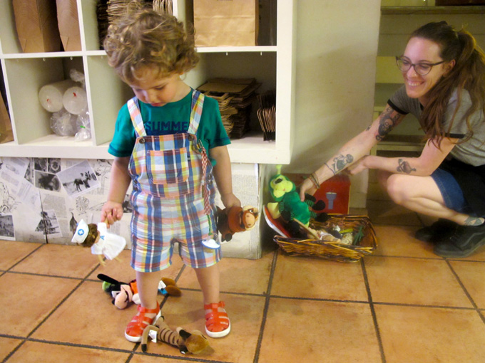 les tres a la cuina juguetes