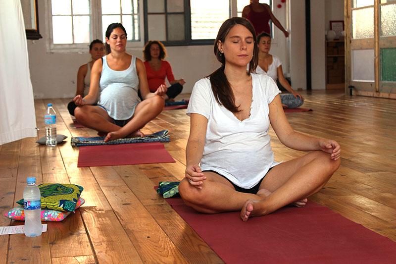 clases de embarazadas