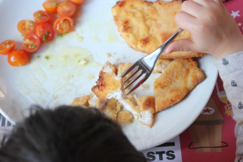 foodiekids el guindilla pollo