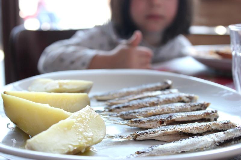 foodiekids mammaproof el guindilla sardinas