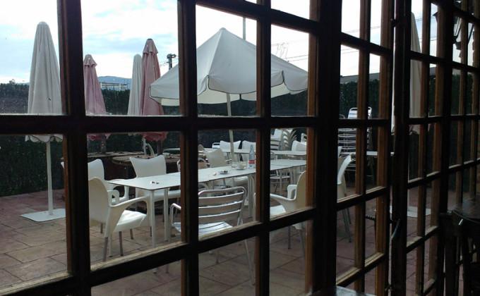 terraza restaurante angelets