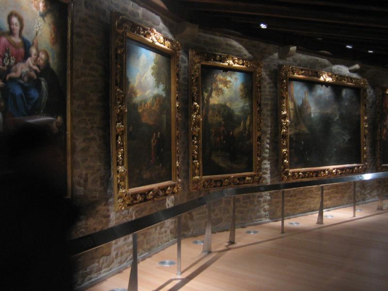 Mammaproof Castillo_Javier_museo