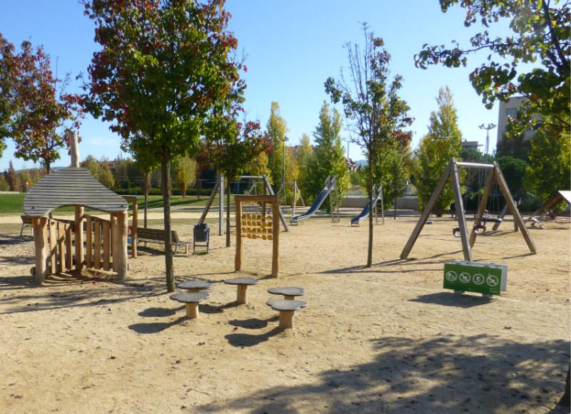 Parc Turó can Mates 9