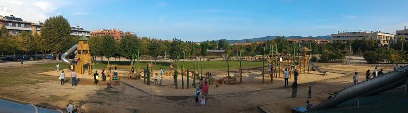 Parc del Turó de Can Mates, Sant Cugat del Vallès 800