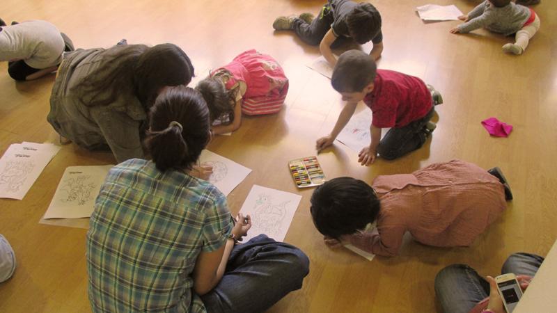 actividades infantiles parc sandaru