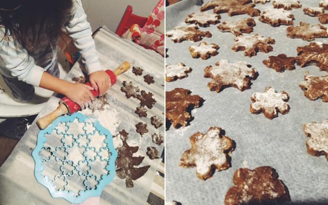 galletas navidad saludables