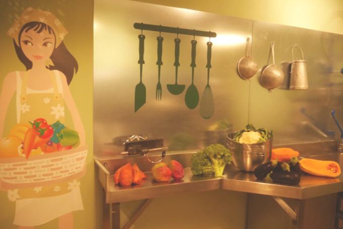 cocina babychefs