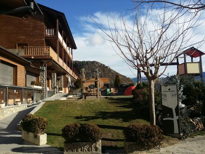hotel cerdanya resort