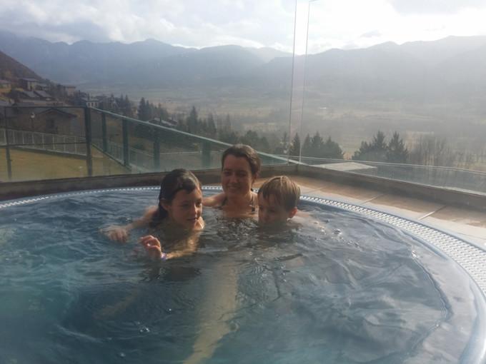 mmmp hotel spa con ninos cerdanya resort