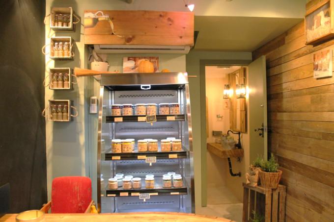 tienda comida ecologica bebes barcelona