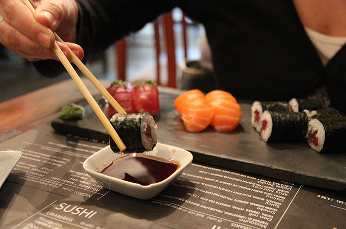 restaurantes para ir con niños - doblezeroo restaurante japones