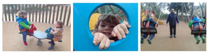 zona infantil park guell