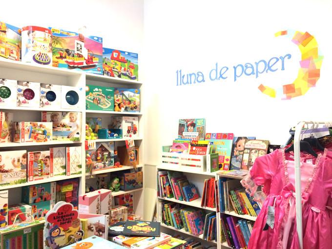 tienda lluna de paper