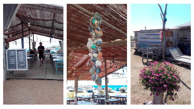 chiringuito El Petit Moll Platja Pescadors Vilassar