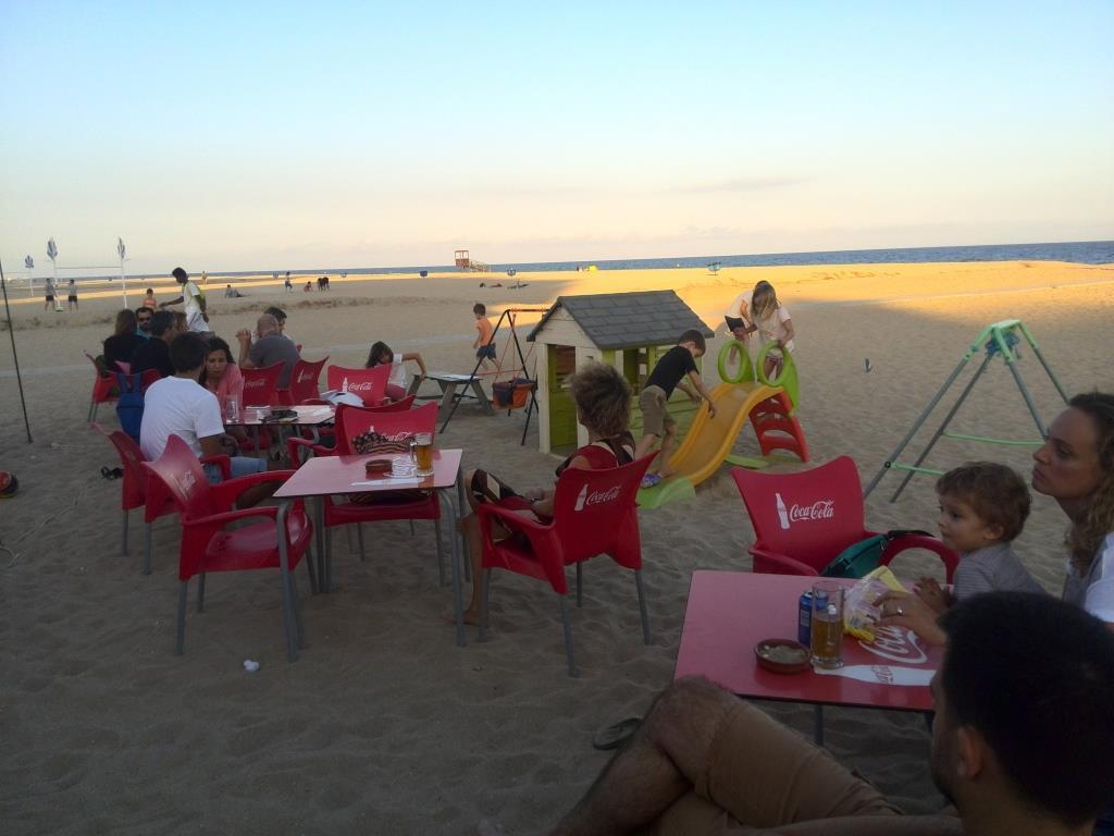 Playas Y Chiringuitos Para Ir Con Ninos En El Maresme Mammaproof