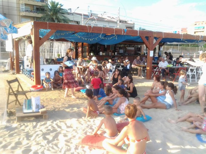 chiringuito la caleta platja bellamar-premia