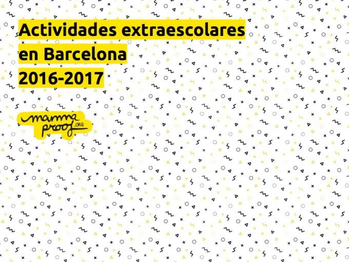 guia-extraescolares-barcelona-2016-2017