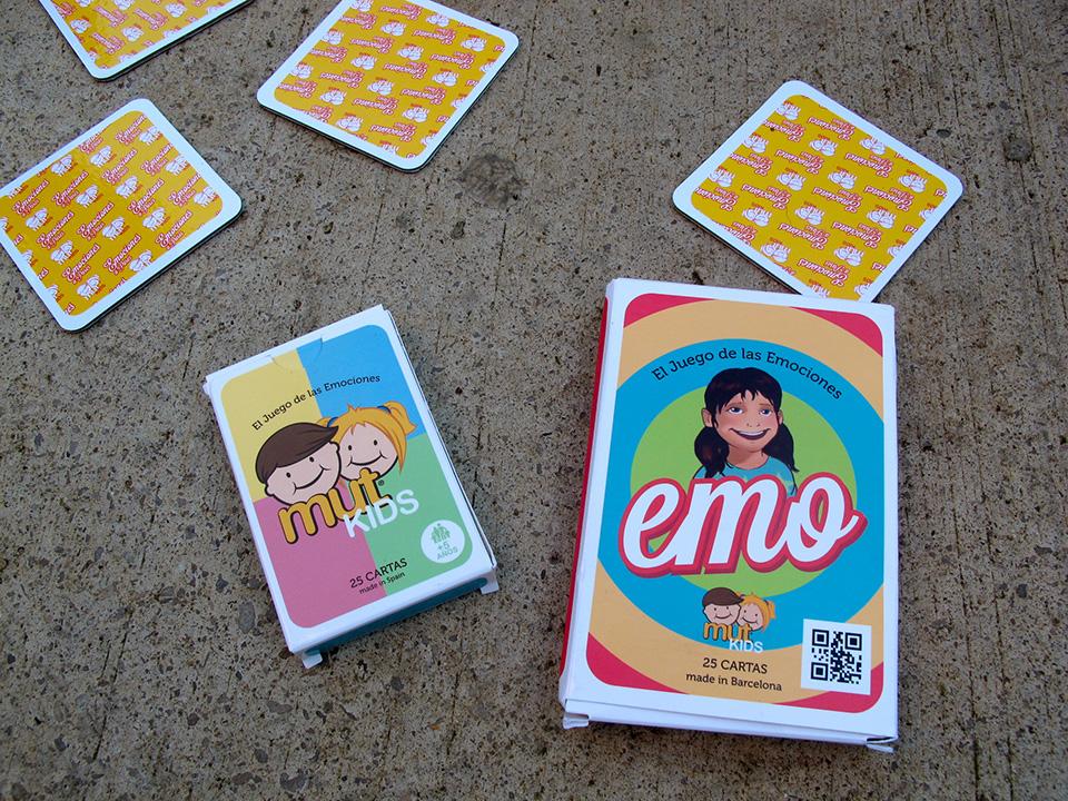 Mut Kids El Juego De Las Emociones