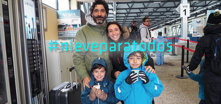 Foto de familia Winter Vall dels Menuts
