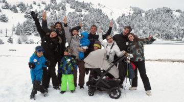 Foto Grupo Winter Vall dels Menuts