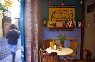 terraza 320x212 Granja La Nena, la mejor chocolatería de Gracia