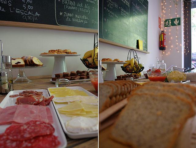 tonka charcuteria Tonka: deliciosos pasteles y domingos de brunch con buffet libre, en el barrio de Sant Antoni